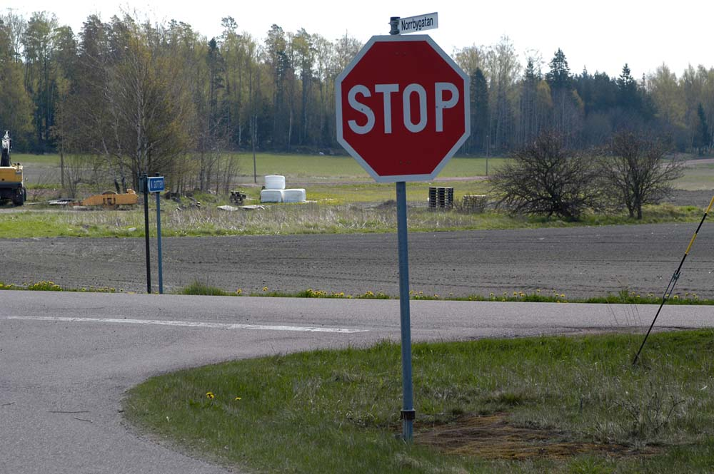 Stop Signs Photos