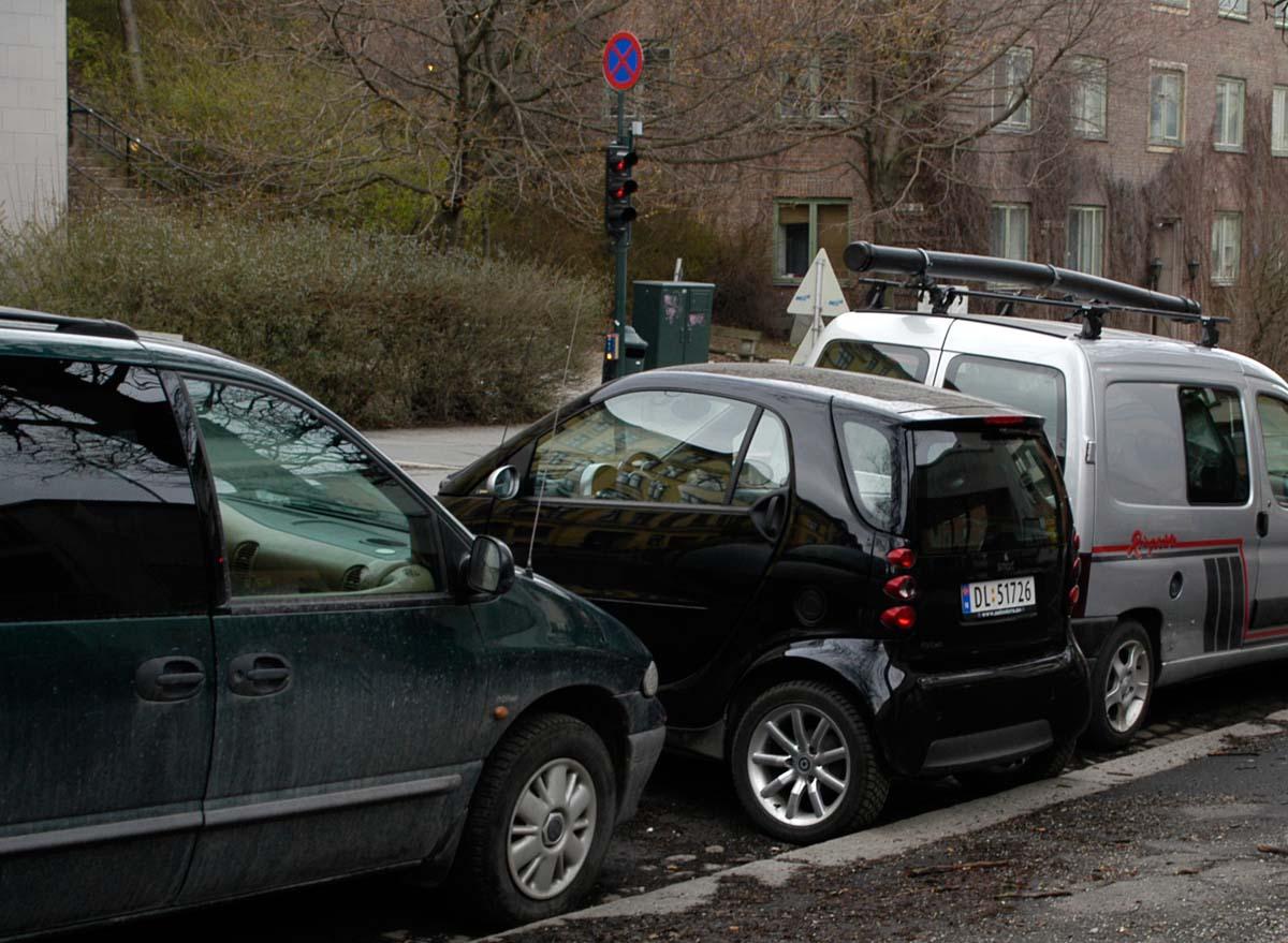 Space: A car parking App